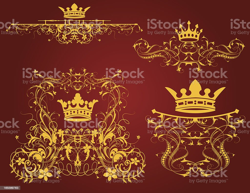 Royalty Elements royalty-free stock vector art