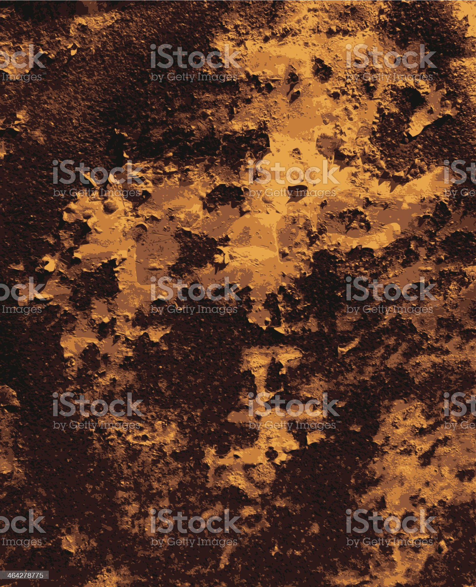 Rusty Vector Background royalty-free stock vector art