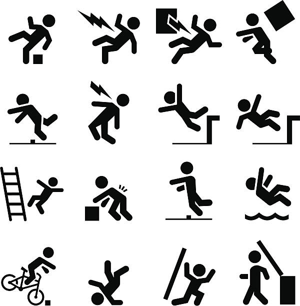 Occupational Safety And Health Clip Art, Vector Images ...