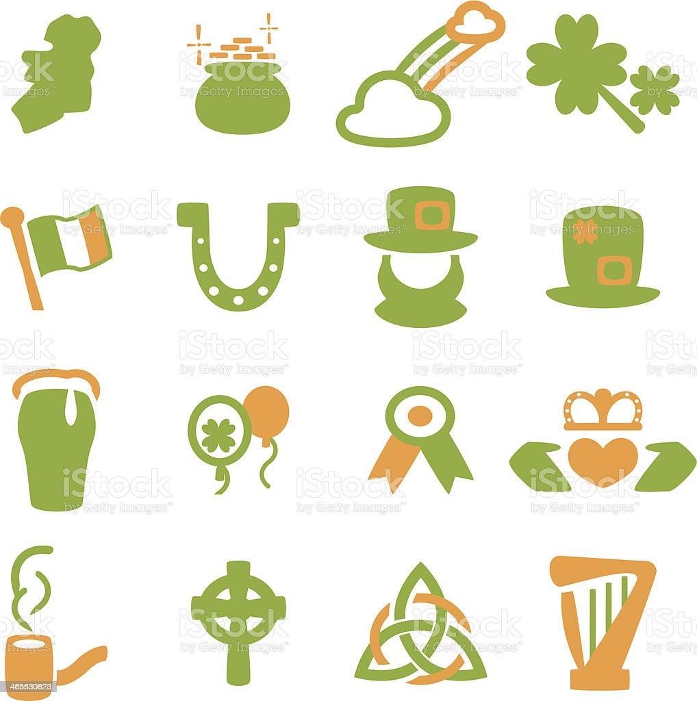 Saint Patrick's Day royalty-free stock vector art