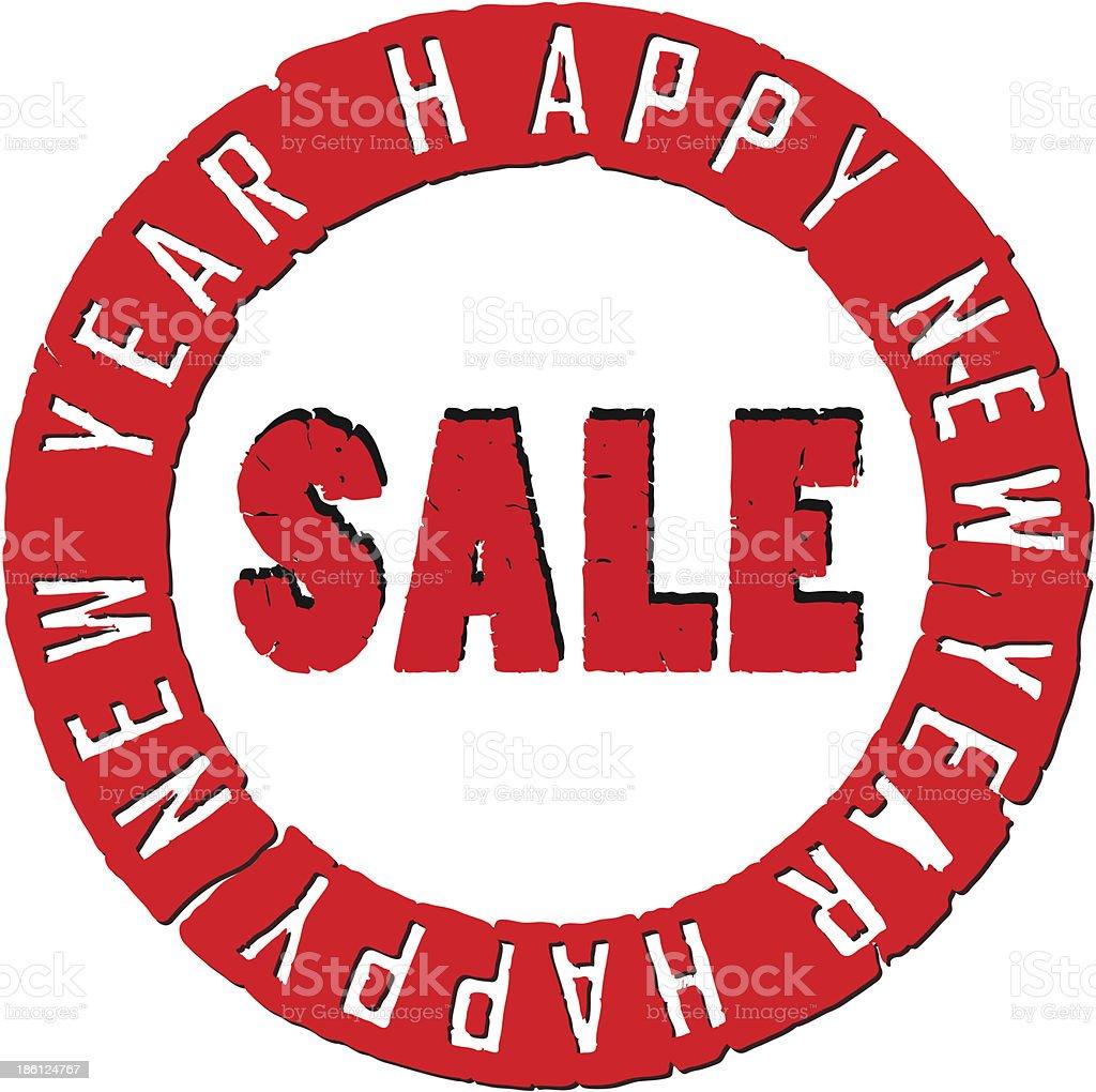 sale label royalty-free stock vector art
