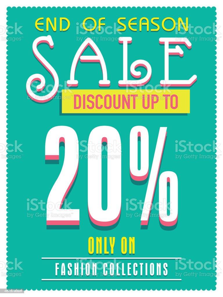 Sale Poster Banner Or Flyer Design stock vector art 467578386 – Sale Flyer Design