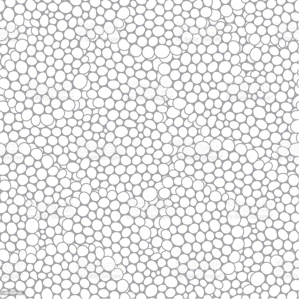 Sand seamless pattern vector art illustration