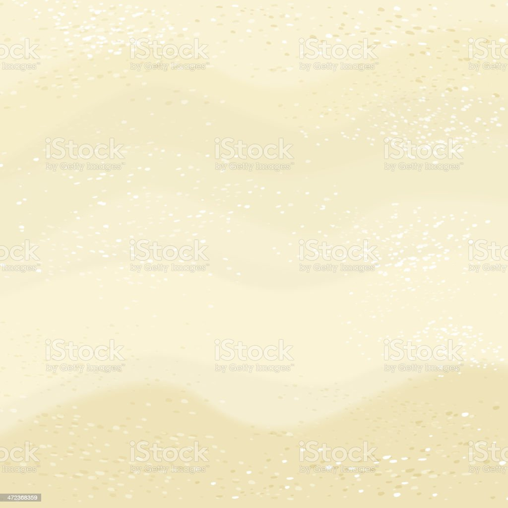 Sand_background vector art illustration