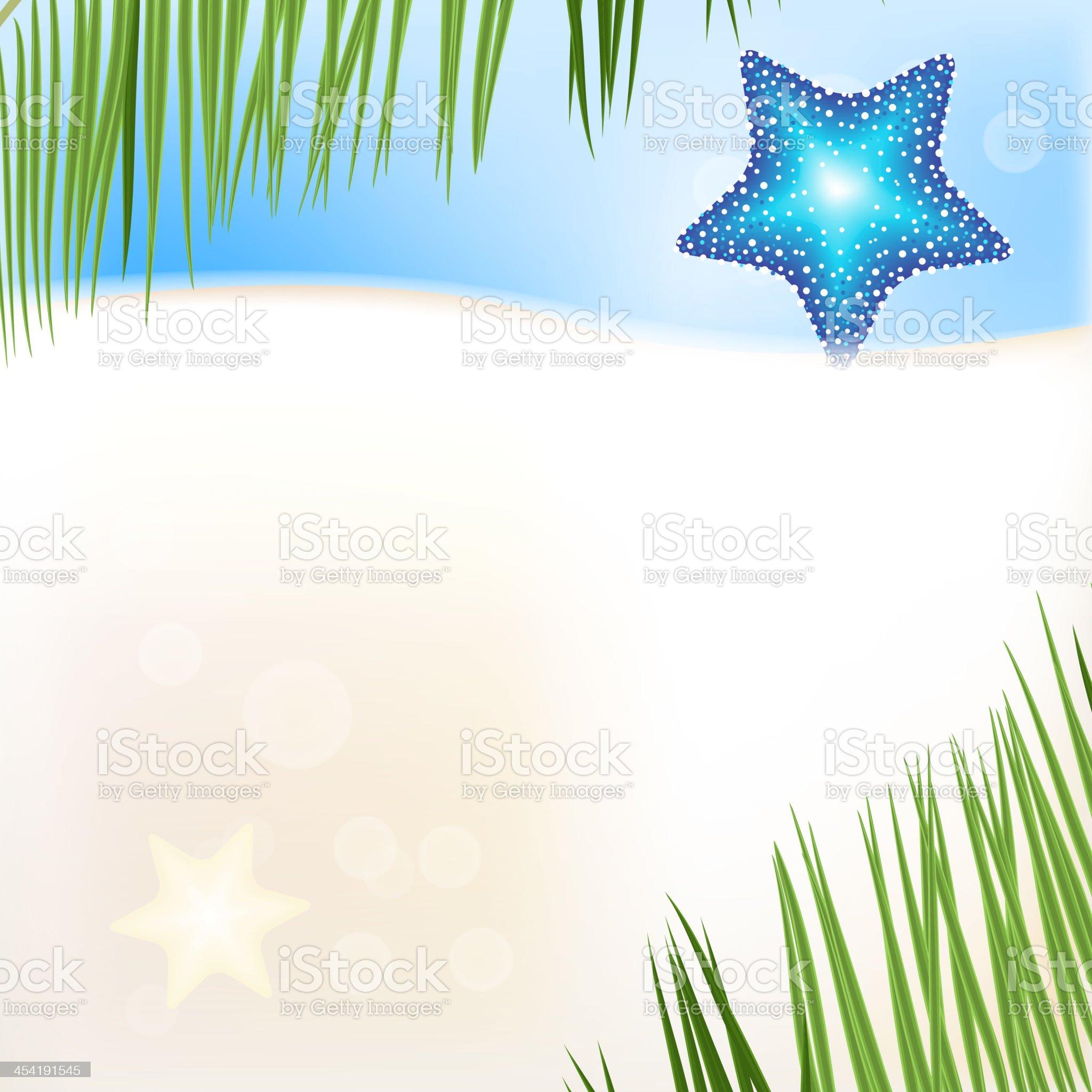 Sand_background_e royalty-free stock vector art