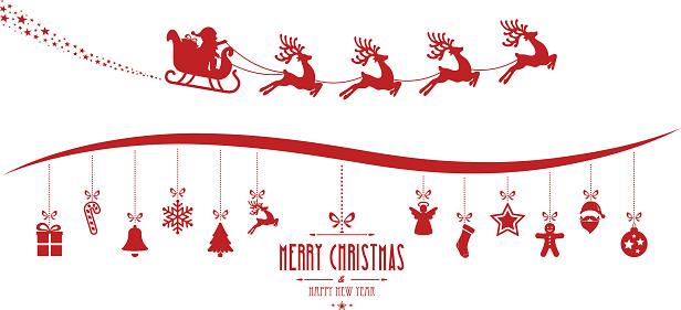 Christmas Decoration Clip Art, Vector Images ...