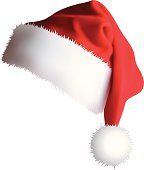 Santa's Cap (vector + XXXL jpg)