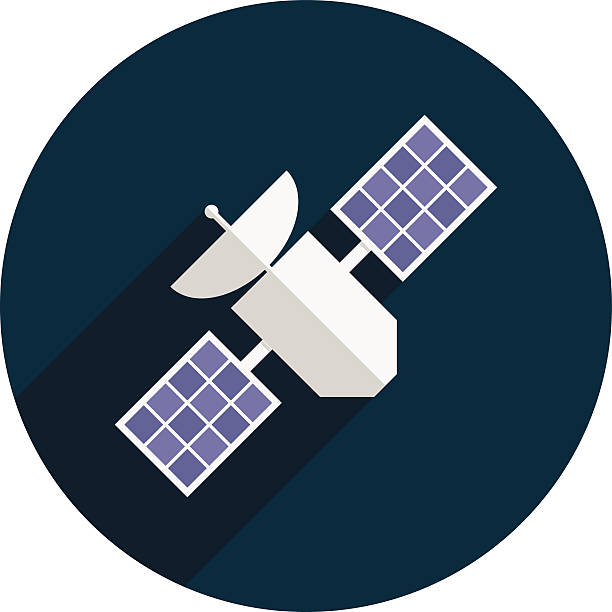Satellite Clip Art, Vector Images & Illustrations - iStock