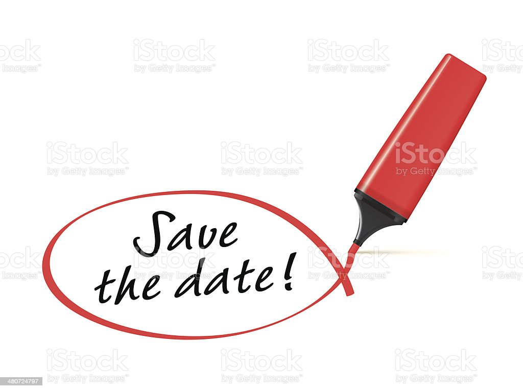 save the date sticky note clip art  vector images save the date clip art for reunions save the date clip art for reunions