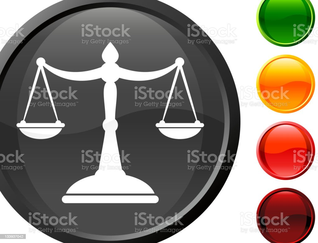 scales of justice internet royalty free vector art vector art illustration