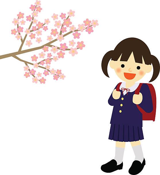 Japan girl clip