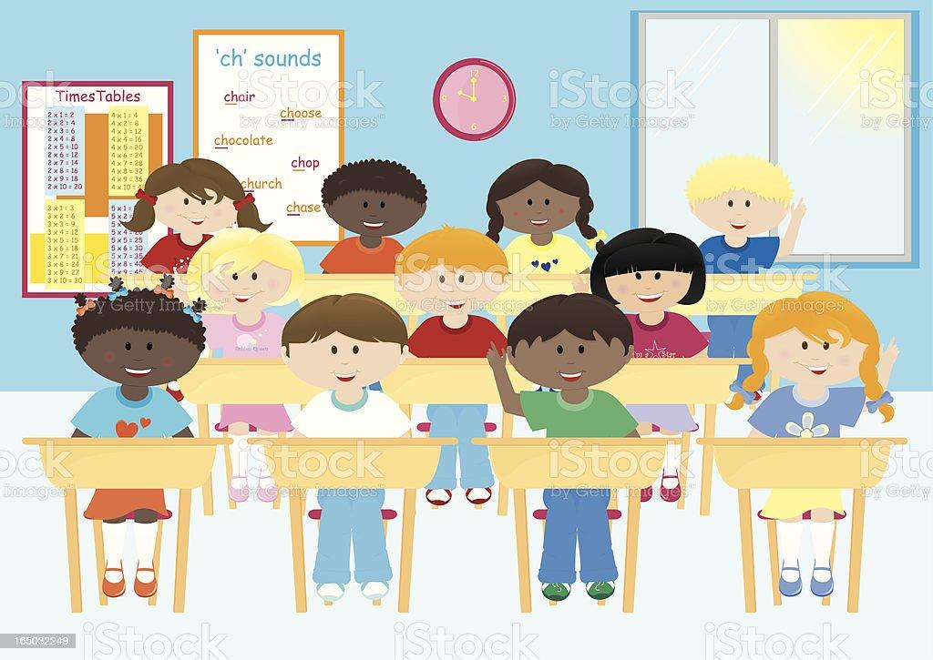 School is Fun - incl. jpeg royalty-free stock vector art