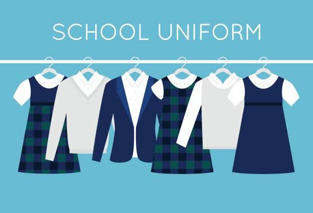 """Résultat de recherche d'images pour """"uniforme scolaire illustration"""""""