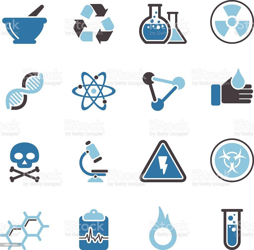Science - Simple Icon vector art illustration