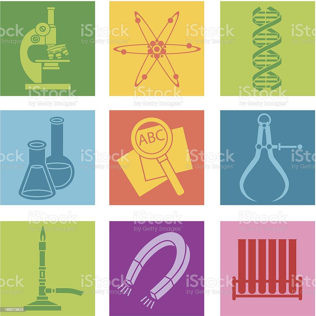science royalty-free stock vector art