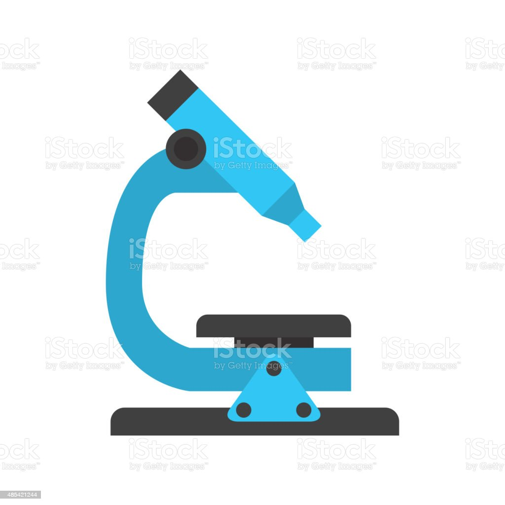 scientific laboratory vector art illustration