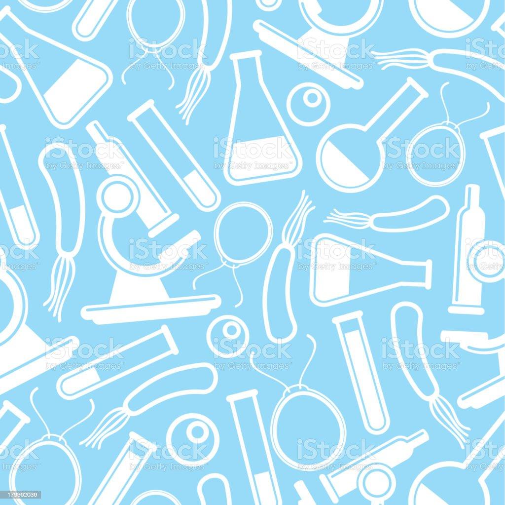 scientific pattern royalty-free stock vector art