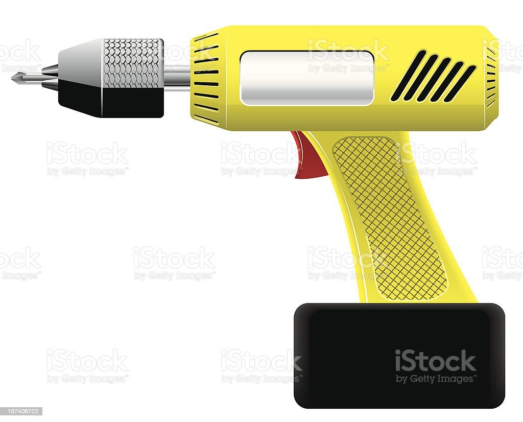 screwdriver vector royalty-free stock vector art