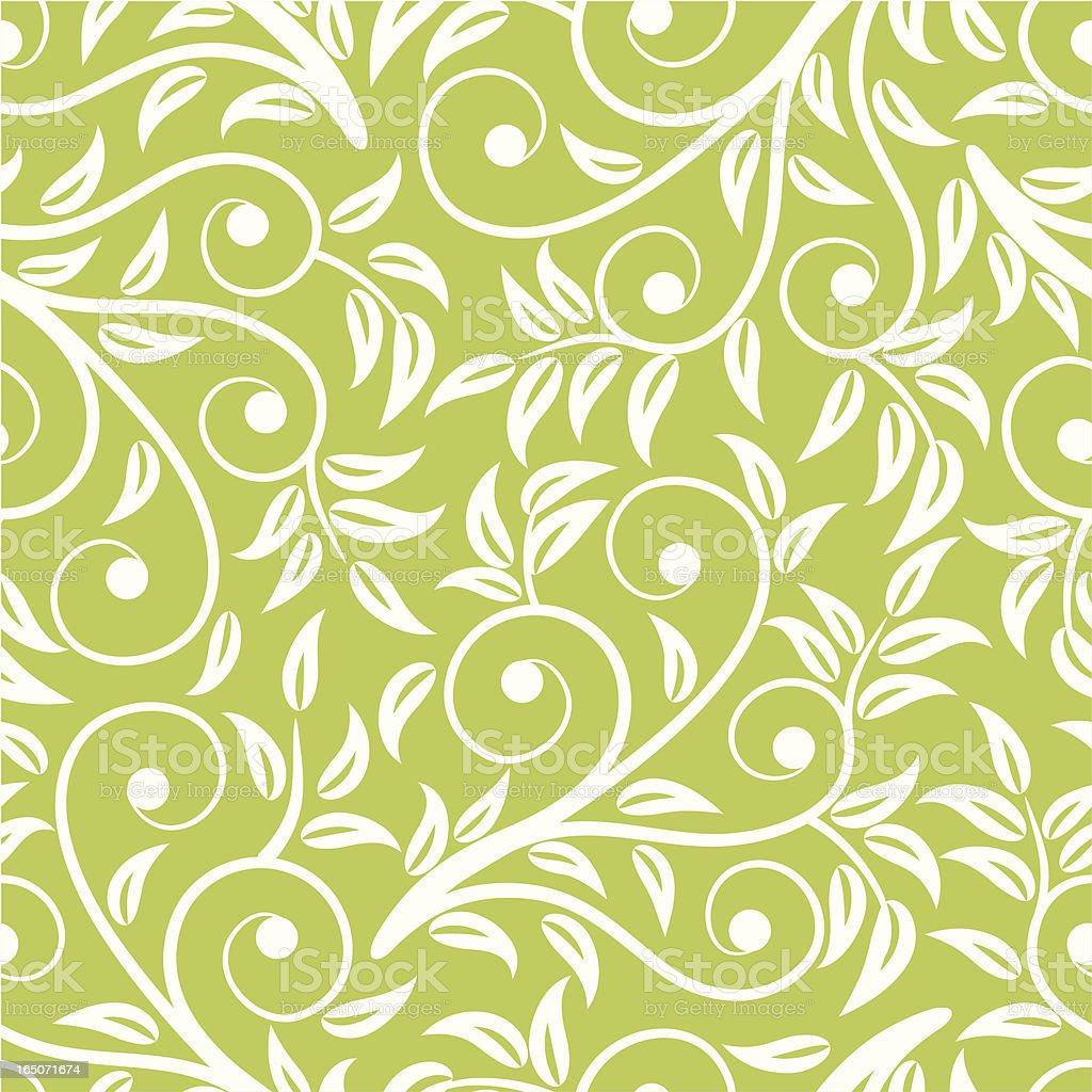 Scroll pattern royalty-free stock vector art