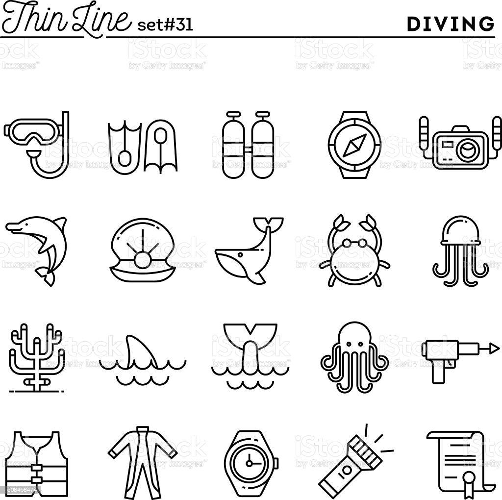 Scuba diving, underwater animals, equipment, certificate and more,...