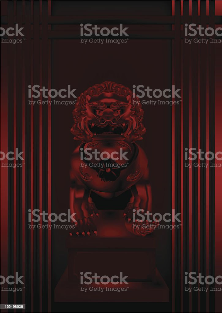 Sculpture royalty-free stock vector art