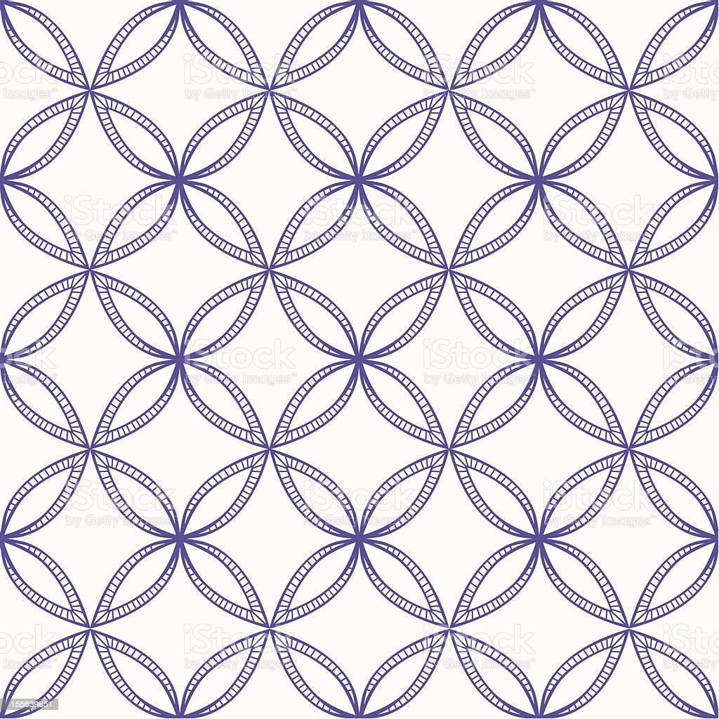 Seamless abstract pattern royalty-free stock vector art