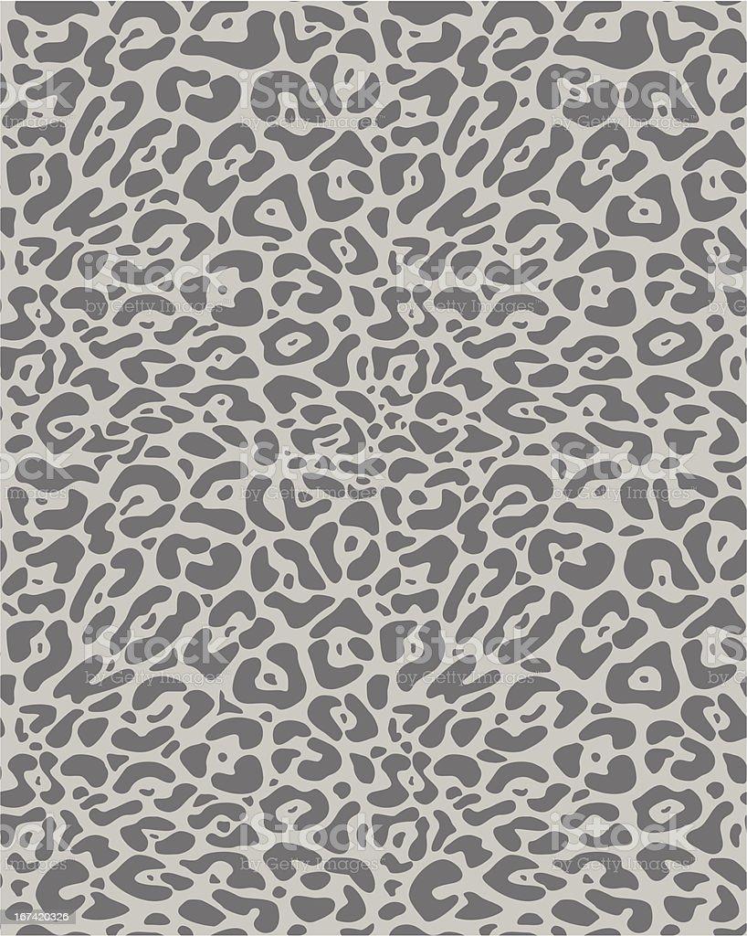 Seamless animal fur pattern royalty-free stock vector art