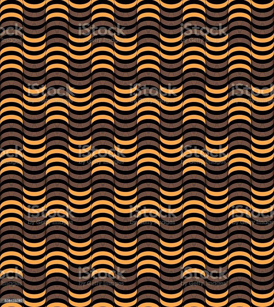 Seamless Are Deco Pattern vector art illustration