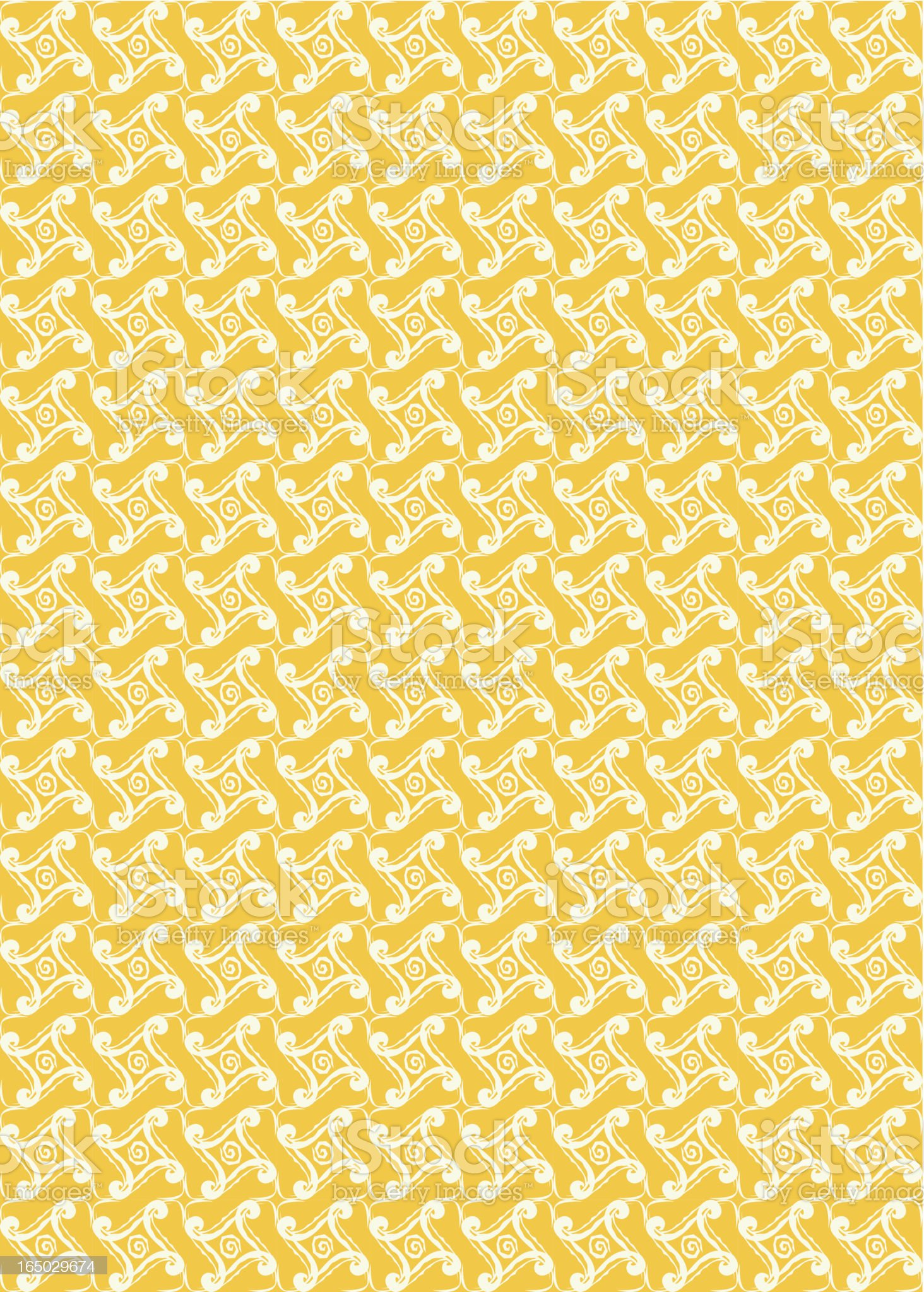 Seamless Background Pattern ( Vector ) royalty-free stock vector art