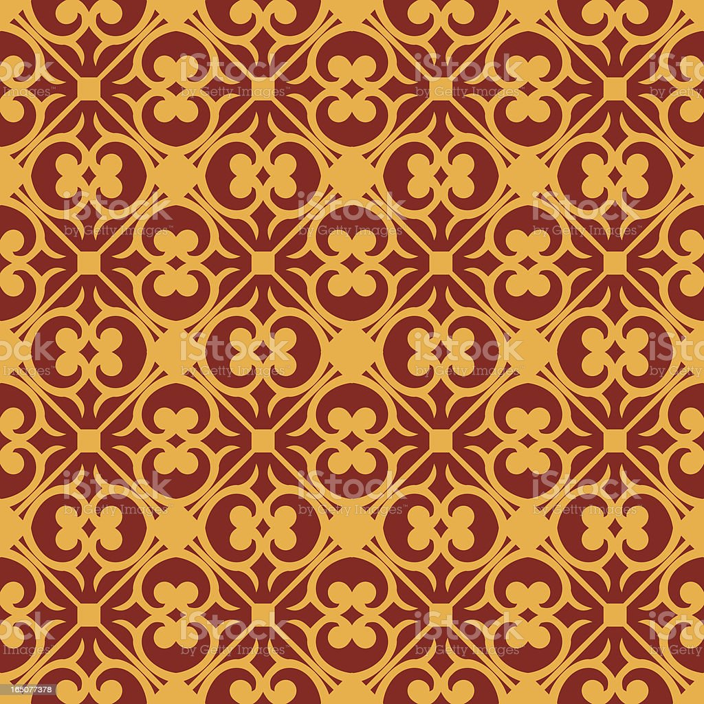 Seamless background pattern royalty-free stock vector art