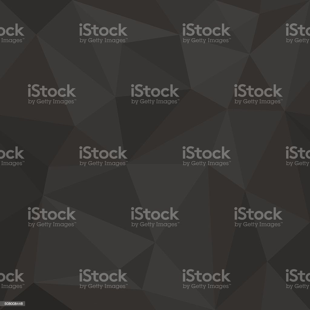 seamless black pattern background vector art illustration