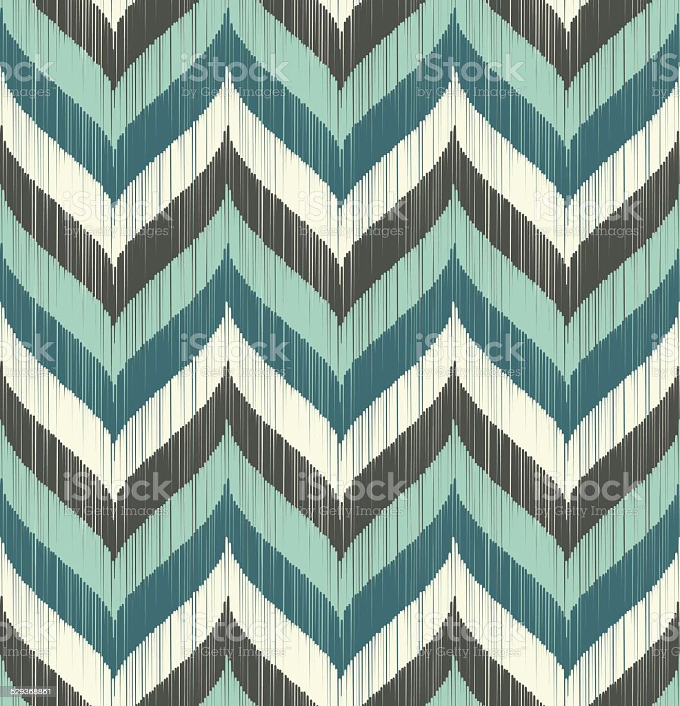seamless braid weave pattern vector art illustration