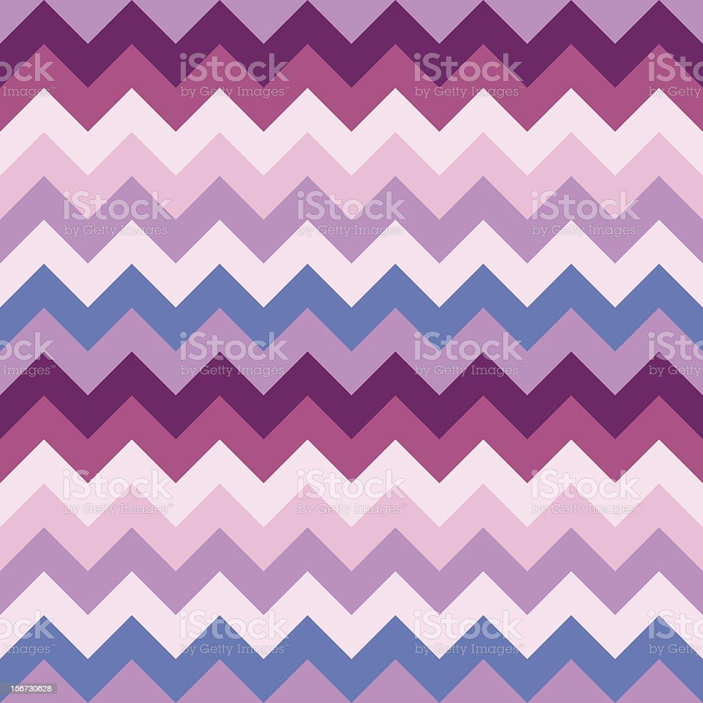 seamless chevron pattern (vector) royalty-free stock vector art
