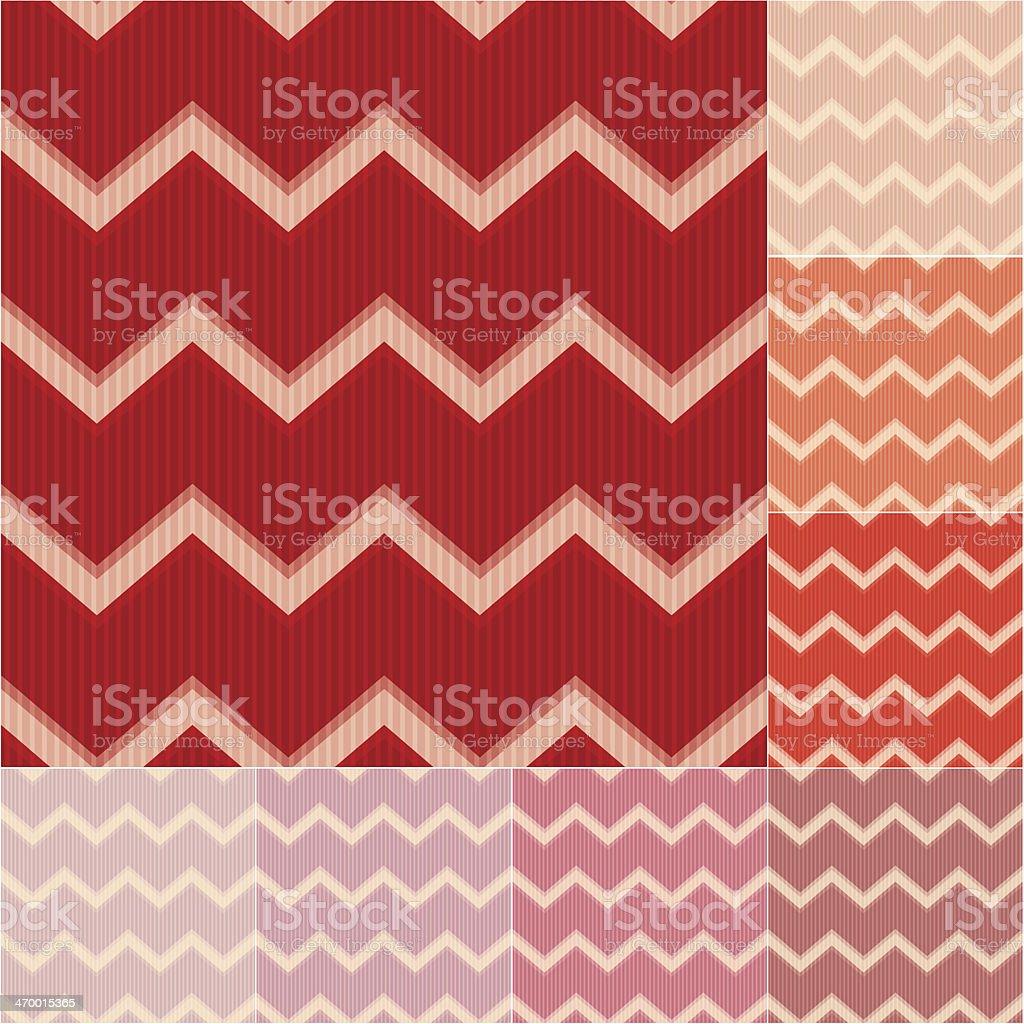 seamless chevron pattern royalty-free stock vector art
