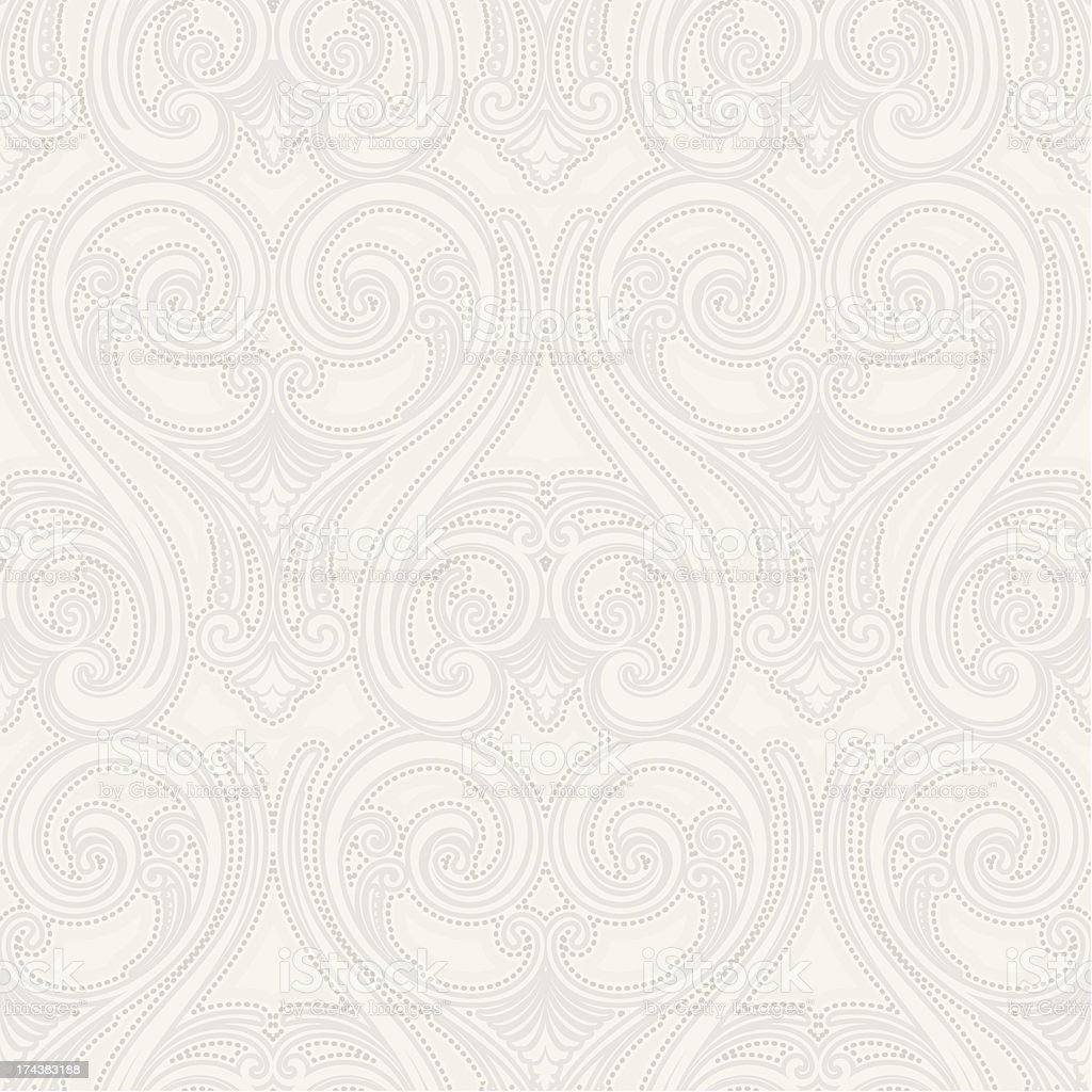 Seamless decorative background royalty-free stock vector art
