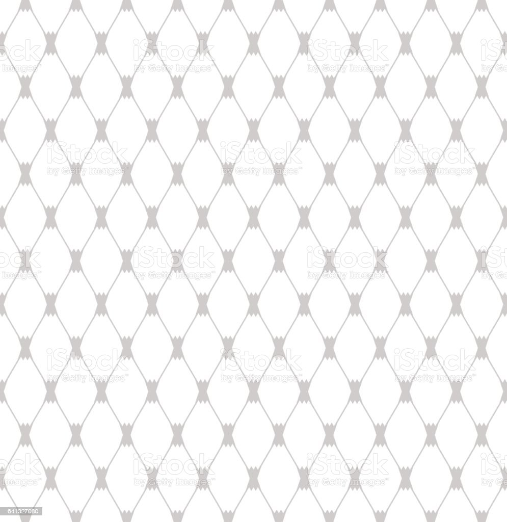 Seamless diamonds pattern. Geometric texture. vector art illustration
