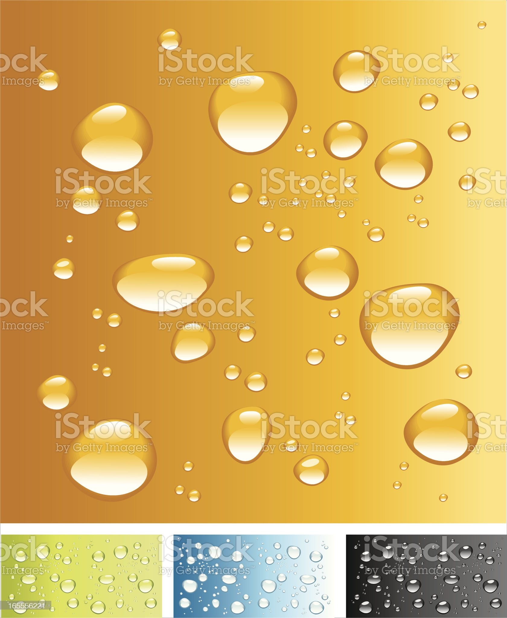 seamless drop background royalty-free stock vector art