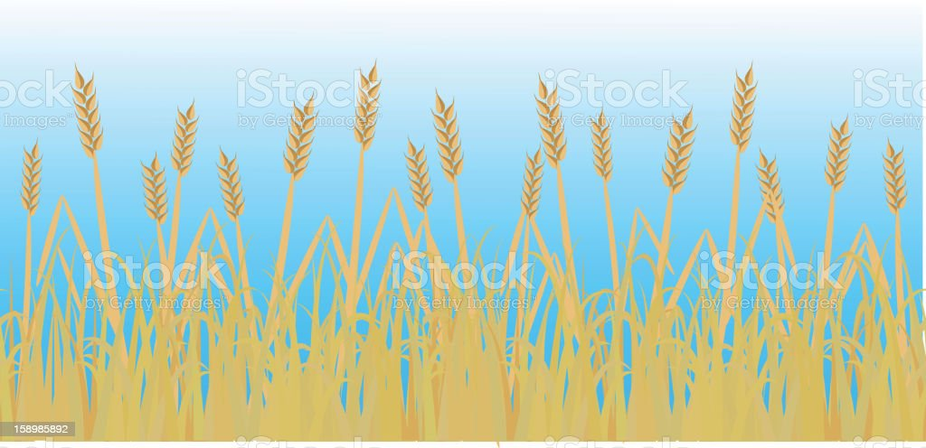 seamless ears royalty-free stock vector art