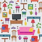 Seamless Furniture Set