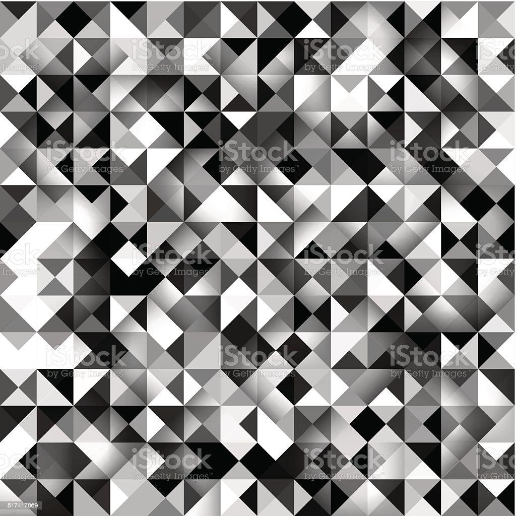 Seamless geometric background. Abstract vector Illustration. vector art illustration