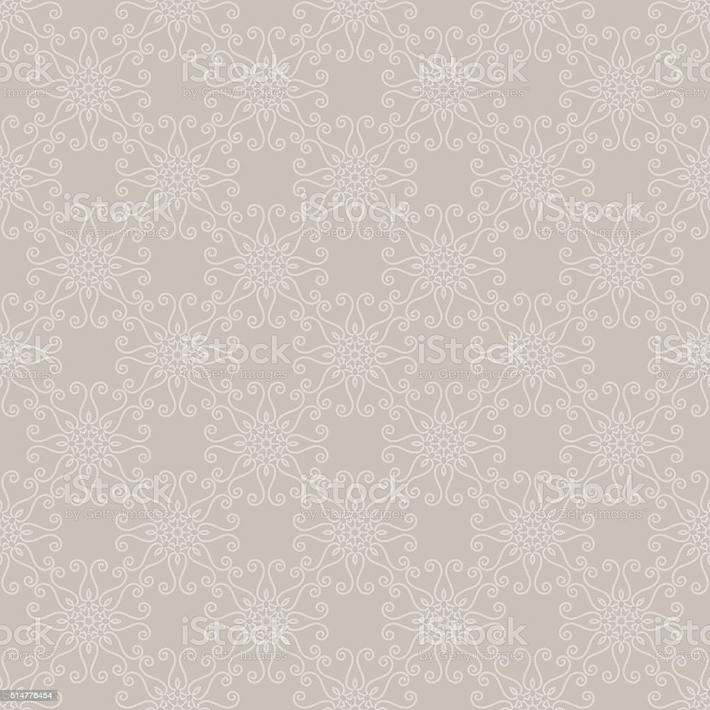 Seamless geometric pattern. Ornamental texture. Vector abstract background. vector art illustration