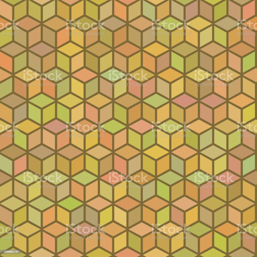 Seamless geometric pattern royalty-free stock vector art
