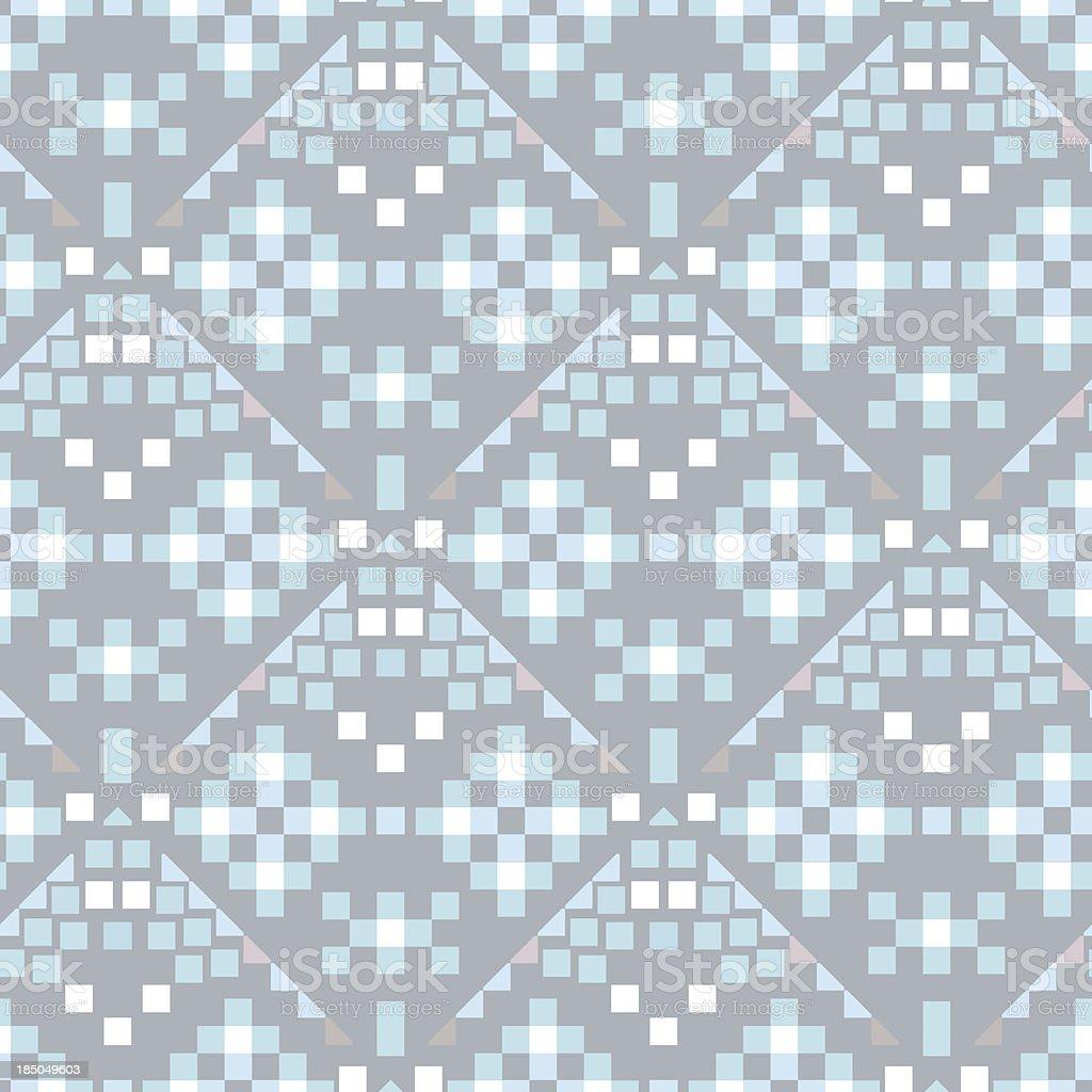 seamless geometrical pattern royalty-free stock vector art