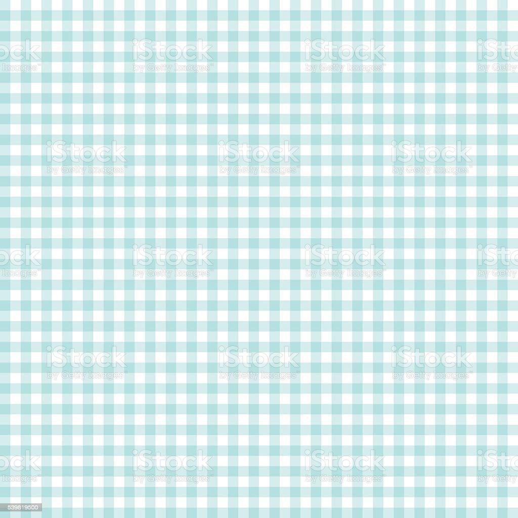 Seamless gingham pattern. Vector. vector art illustration