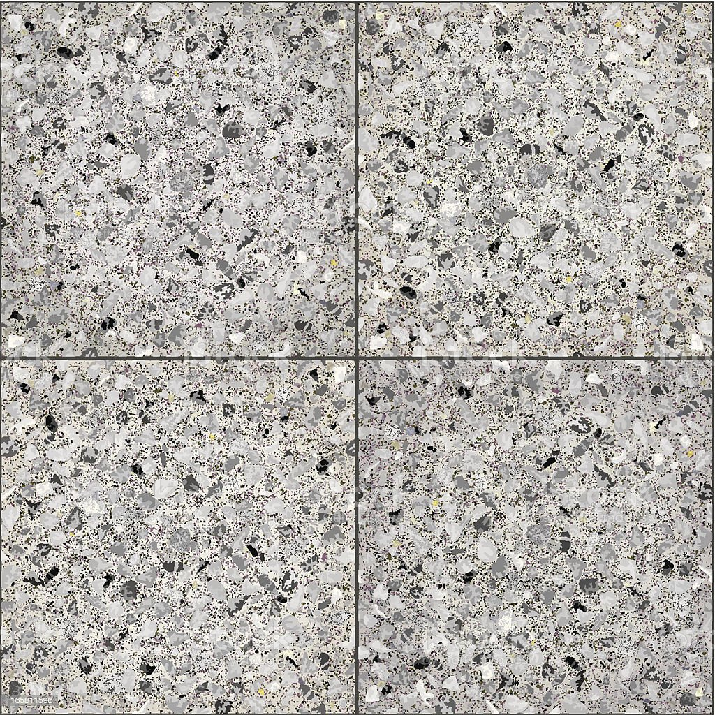 seamless granite tiles background vector art illustration