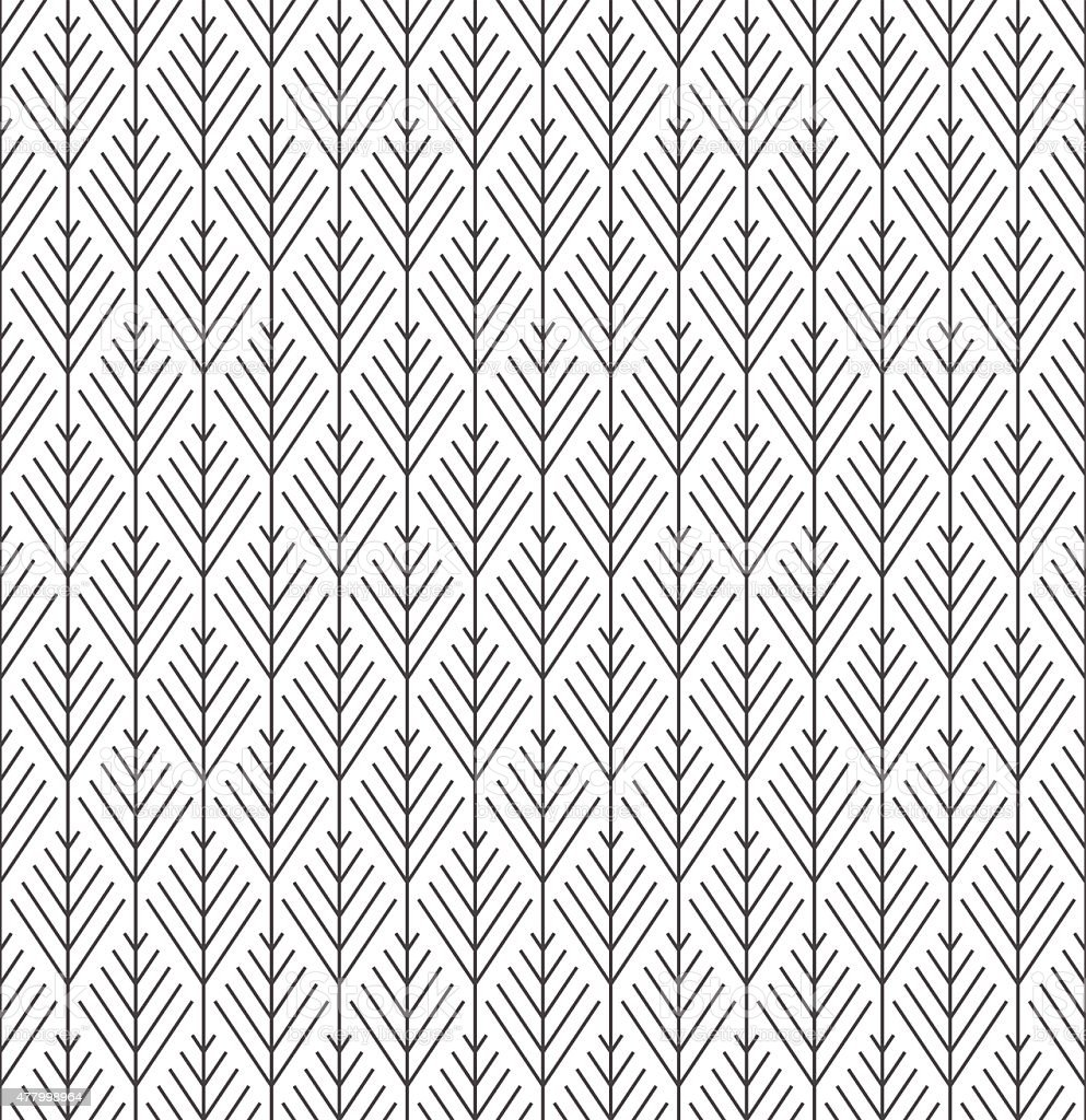 seamless herringbone vector pattern. vector art illustration