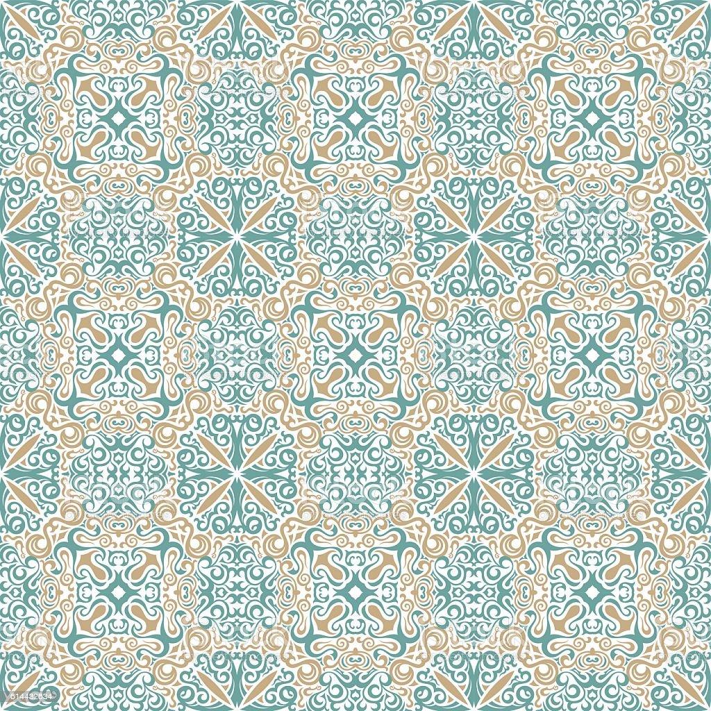Vintage pastel pattern - photo#46