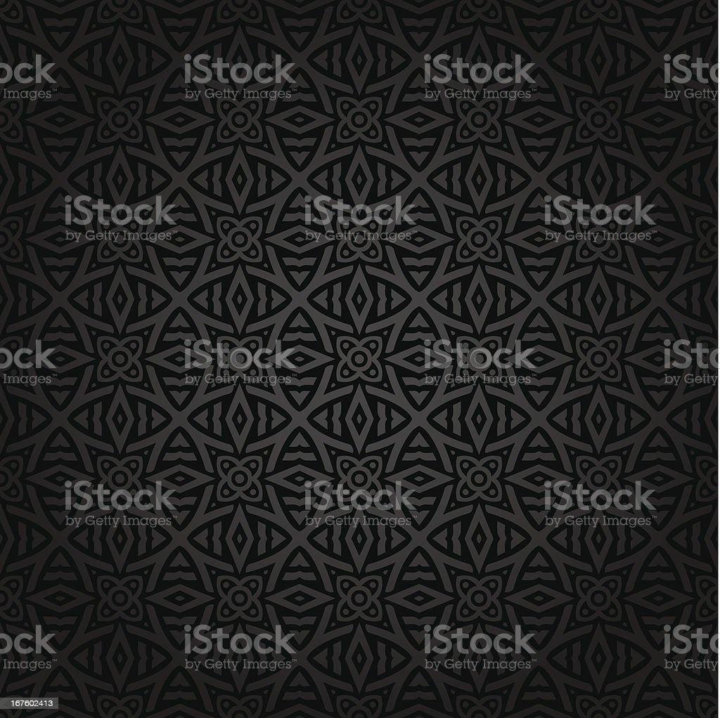Seamless Keltic pattern royalty-free stock vector art