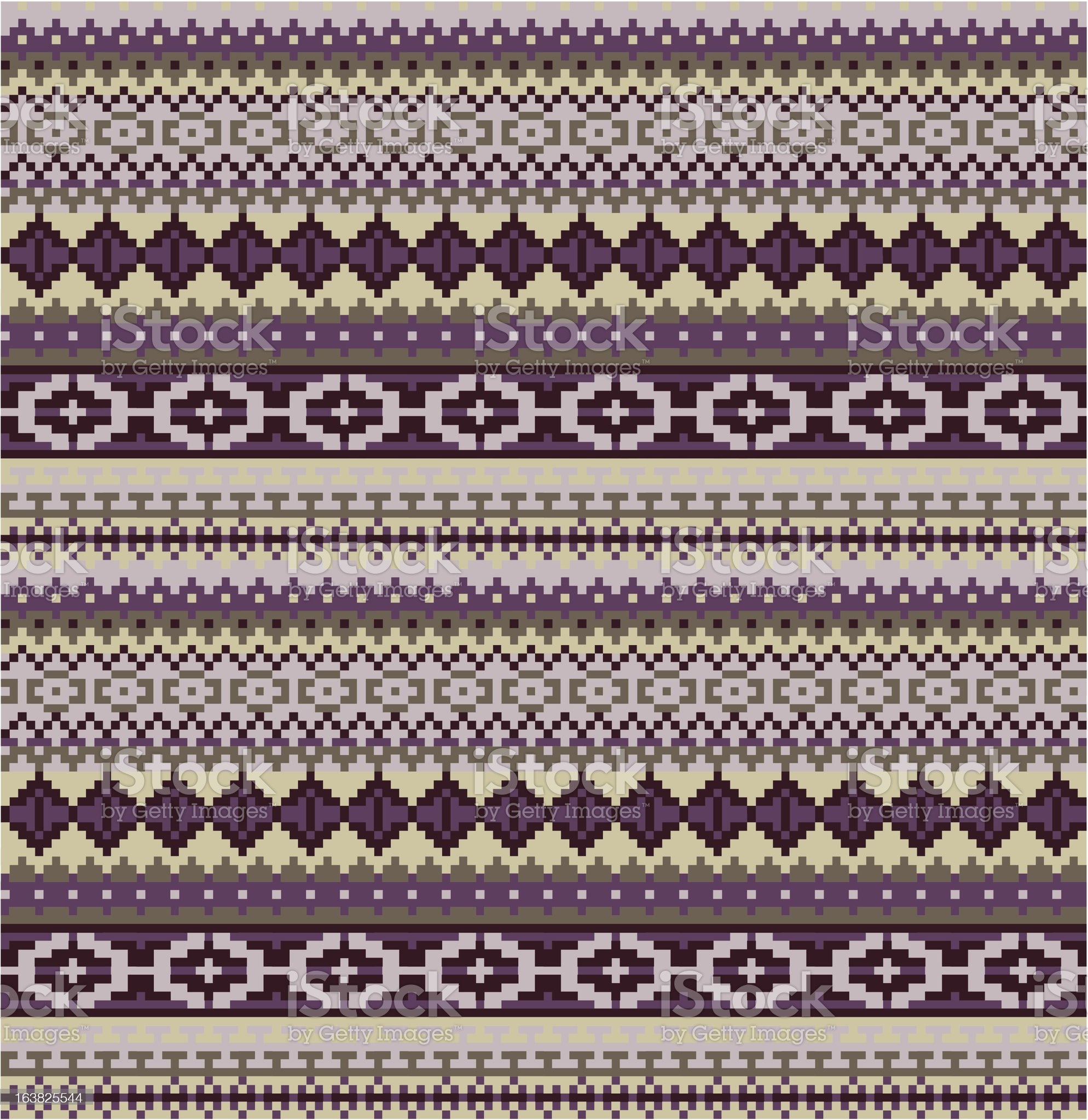 seamless knit pattern royalty-free stock vector art