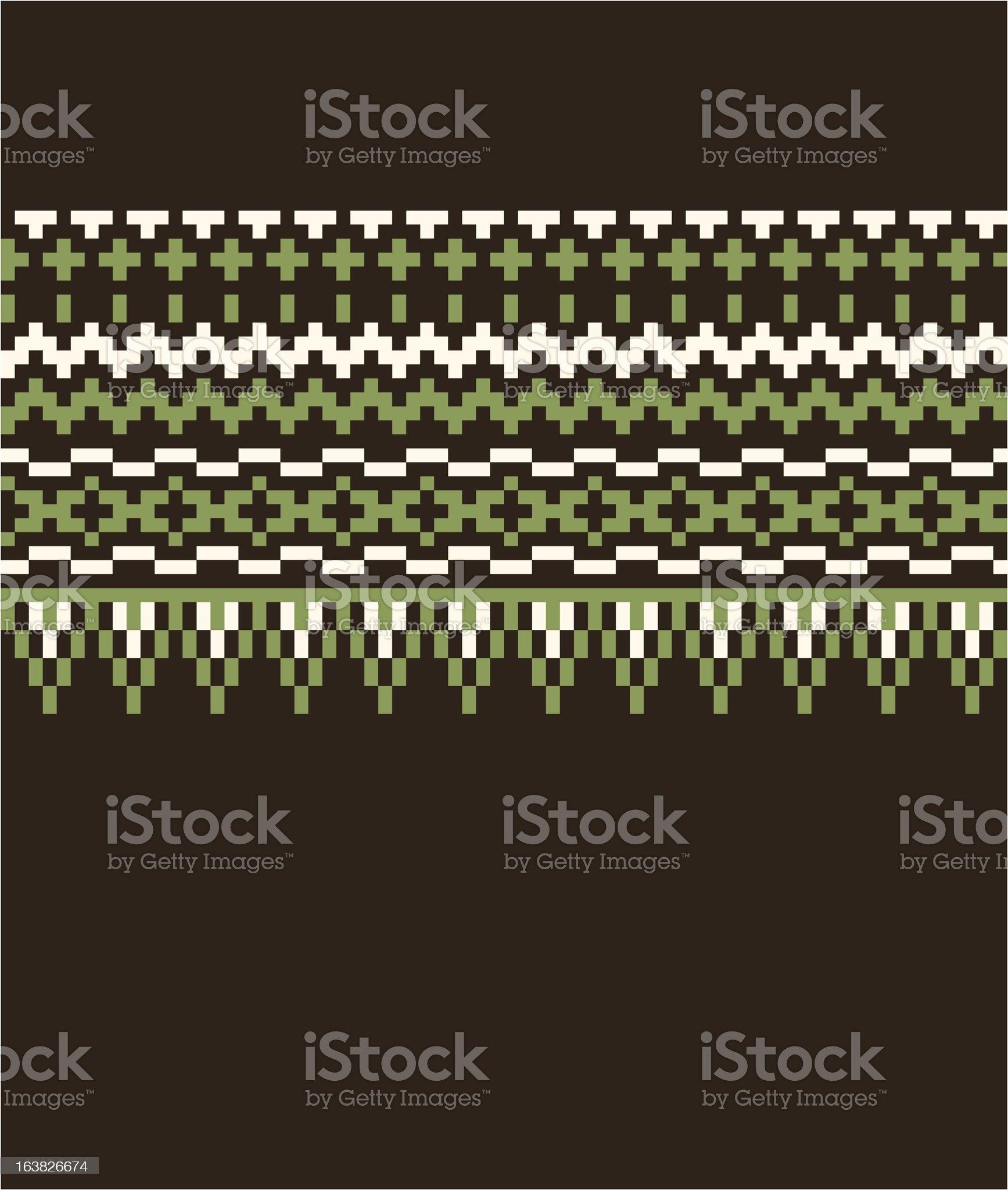seamless knit pattern royalty-free stock vector art